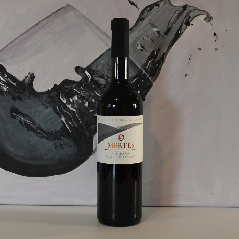 ME02 LARA Pinot trocken 13 %vol. 12,50 €