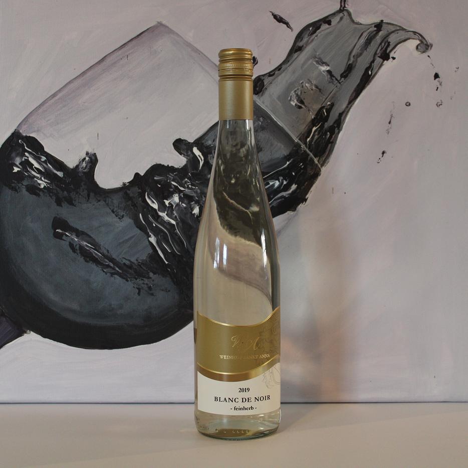 WSA01 Blanc de Noir feinherb 11,5 %vol. 7,50 €